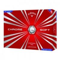 Callaway Caja de 12 bolas Chromesoft