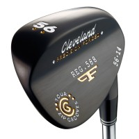 Cleveland Wedge 52 ° - 588 Forged Black Pearl
