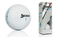 Srixon Sleeve of 12 balls Srixon ULTISOFT