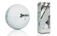 Srixon Box of 3 balls Srixon ULTISOFT
