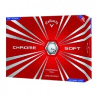 Callaway Boite de 12 balles Chromesoft