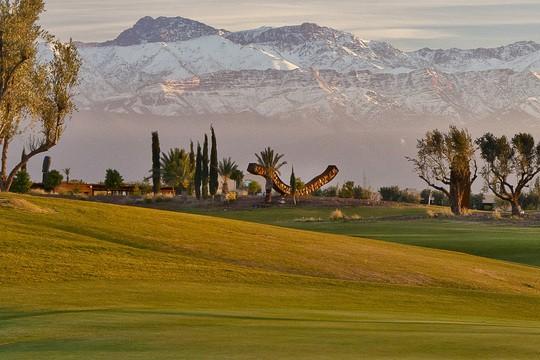 Al Maaden Golf Resort - Marrakesch - Marokko - Golfschlägerverleih