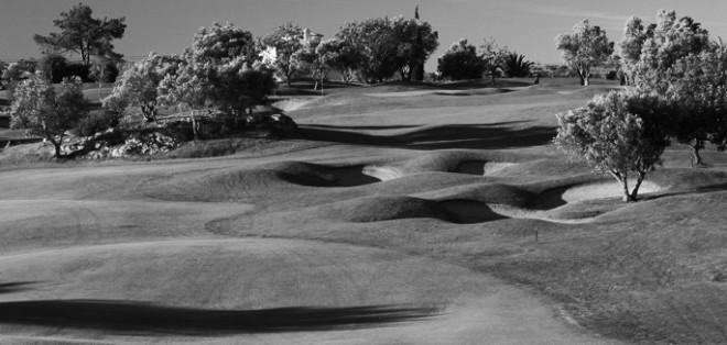Alamos Golf (CS Resort) - Faro - Portogallo - Mazze da golf da noleggiare