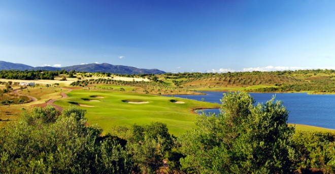 Alamos Golf (CS Resort) - Faro - Portugal - Clubs to hire