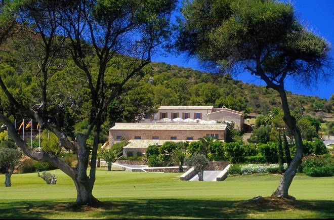 Alcanada Golf - Palma de Mallorca - España - Alquiler de palos de golf
