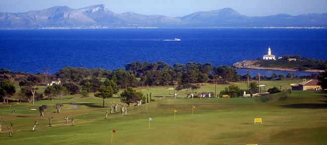 Alcanada Golf - Palma di Maiorca - Spagna - Mazze da golf da noleggiare