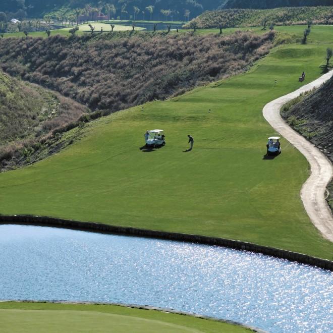 Alferini Golf Club - Malaga - Espagne - Location de clubs de golf