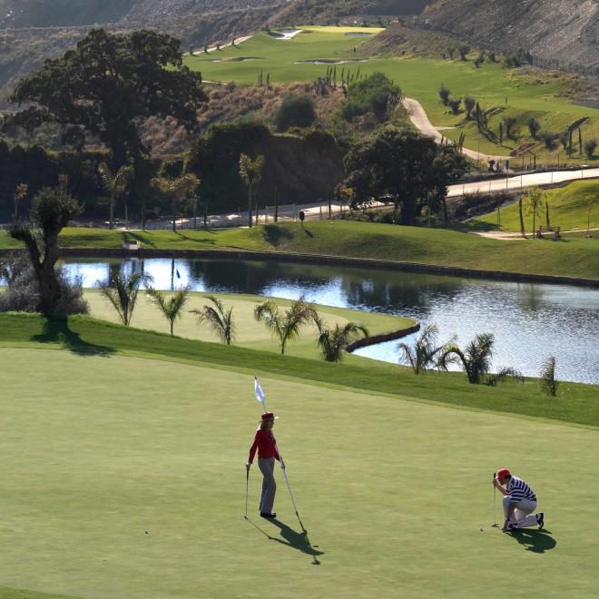Alquiler de palos de golf - Alferini Golf Club - Málaga - España