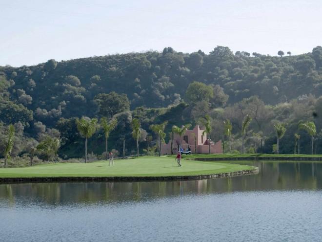 Alferini Golf Club - Málaga - España - Alquiler de palos de golf