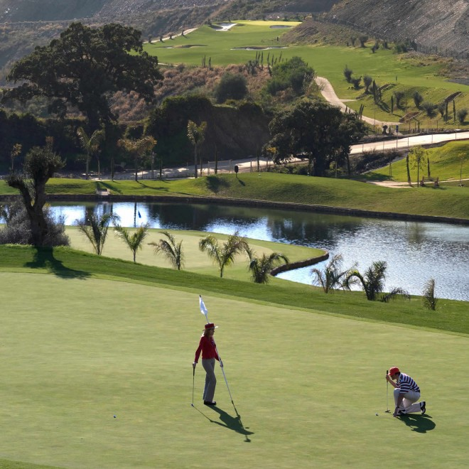 Clubs to hire - Alferini Golf Club - Malaga - Spain