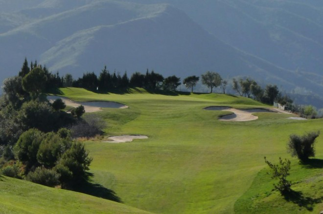 Alhaurin Golf Resort - Malaga - Espagne - Location de clubs de golf