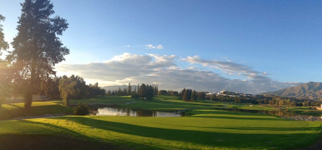 Mijas Golf Club - Malaga - Spain