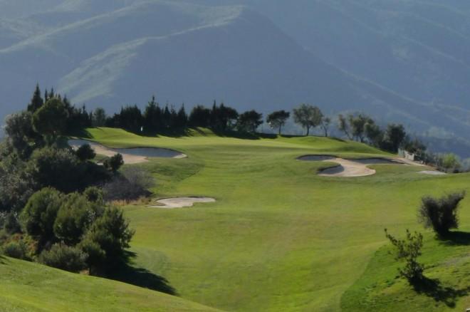 Alhaurin Golf Resort - Málaga - Spanien - Golfschlägerverleih