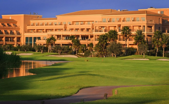 Alicante Golf - Alicante - Espagne - Location de clubs de golf