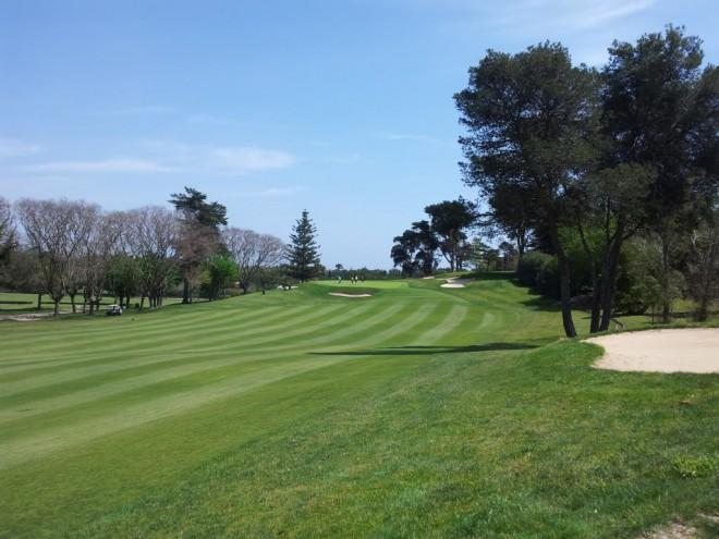 Almenara Golf Club - Málaga - Spanien - Golfschlägerverleih