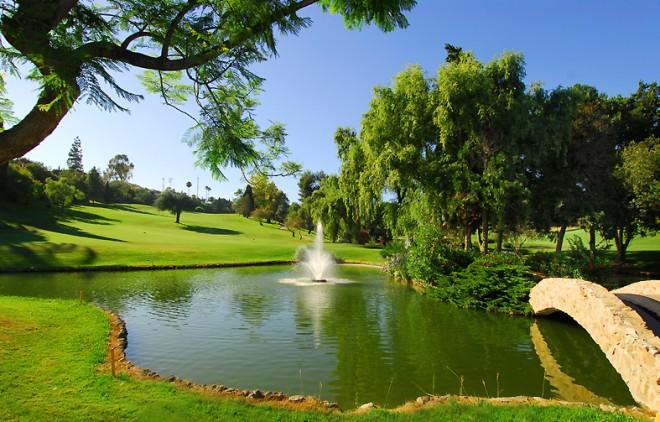 Aloha Golf Club - Malaga - Espagne - Location de clubs de golf