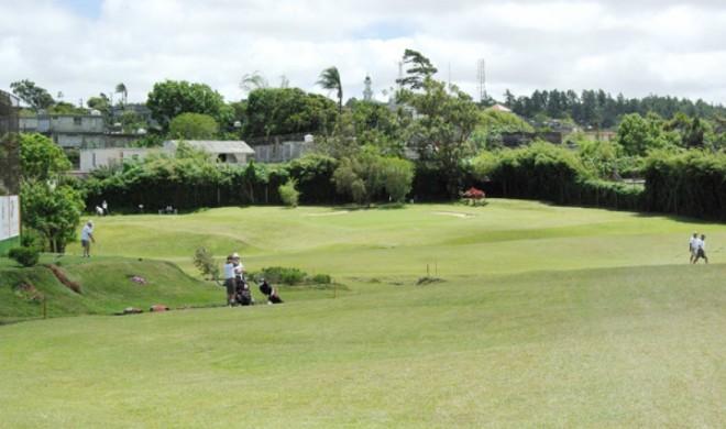 Dodo Golf Club - Mauritius - Republik Mauritius
