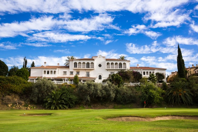 Anoreta Golf Course - Malaga - Spagna - Mazze da golf da noleggiare