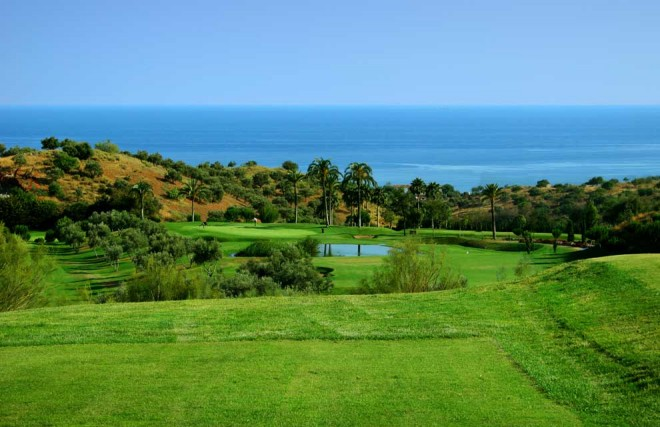 Anoreta Golf Course - Malaga - Spain - Clubs to hire