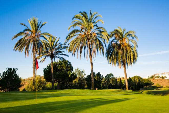 Anoreta Golf Course - Málaga - Spanien - Golfschlägerverleih