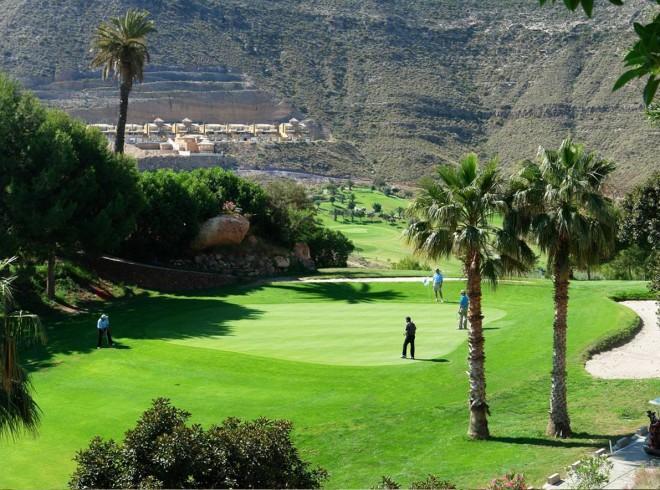 Antequera Golf Course - Malaga - Espagne - Location de clubs de golf