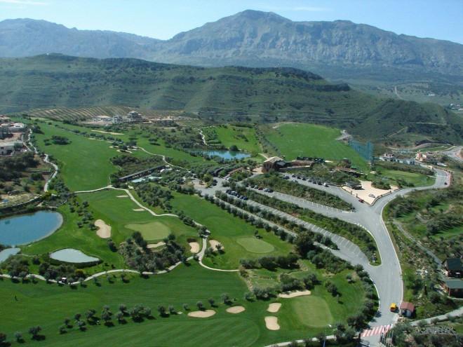 Antequera Golf Course - Málaga - Spanien - Golfschlägerverleih
