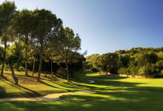 Arabella Son Vida Golf - Palma de Mallorca - España - Alquiler de palos de golf