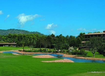 Arabella Son Vida Golf - Palma de Mallorca - Spanien - Golfschlägerverleih