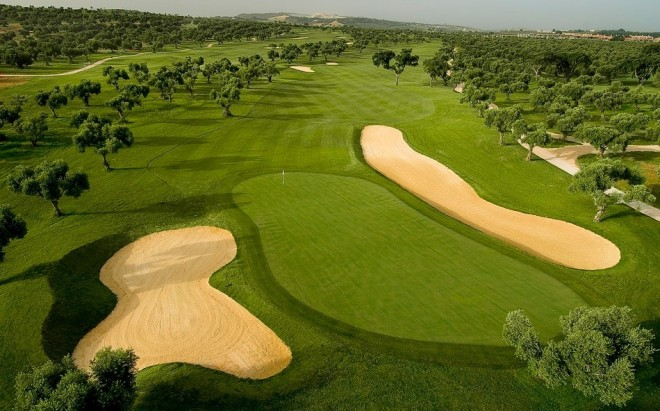 Arcos Gardens Golf Club - Malaga - Spain - Clubs to hire