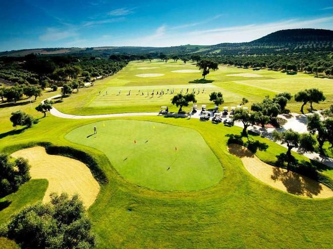 Arcos Gardens Golf Club - Málaga - Spanien - Golfschlägerverleih