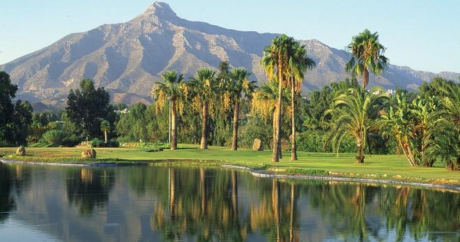 La Dama de Noche Golf Club - Málaga - Spanien
