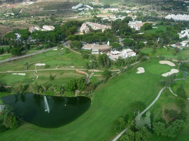Aloha Golf Club - Málaga - Spanien