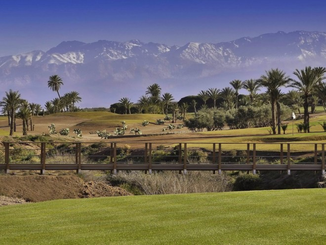 Assoufid Golf Club - Marrakech - Alquiler de palos de golf