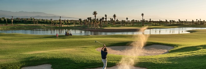 Fairmont Royal Palm Club & Country Club - Marrakech - Maroc