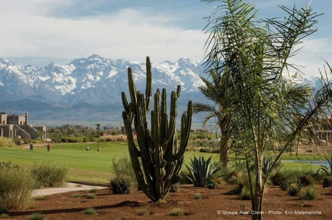The Samanah Golf & Country Club - Marrakesh - Morocco