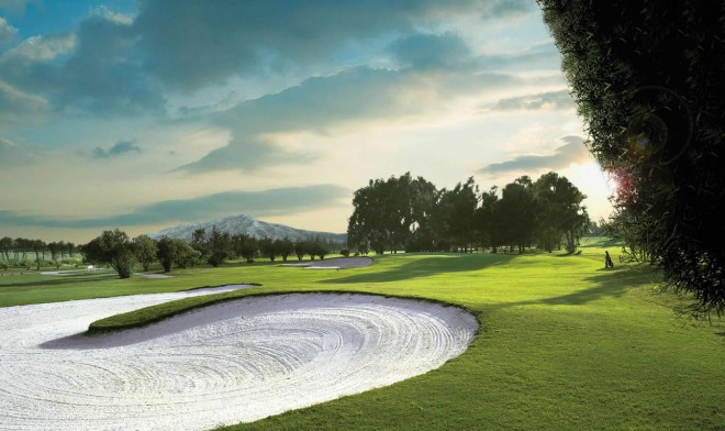 Atalaya Golf & Country Club - Malaga - Spain - Clubs to hire