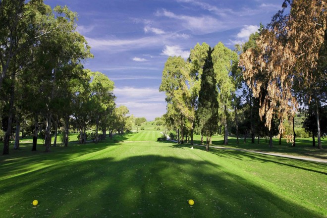 Atalaya Golf & Country Club - Málaga - Spanien - Golfschlägerverleih