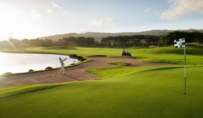 Heritage Golf Club Bel Ombre - Mauritius Island - Republic of Mauritius