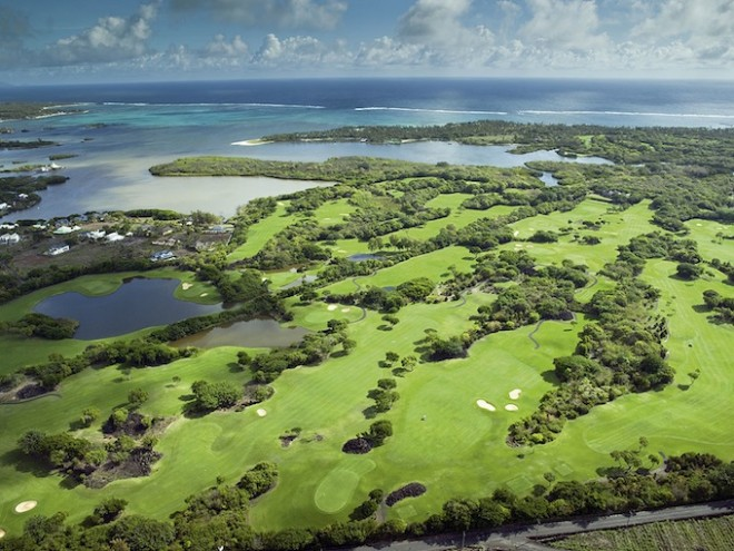 Links Golf at Constance Belle Mare - Mauritius Island - Republic of Mauritius