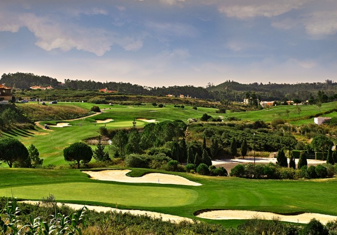 Belas Golf Club - Lisboa - Portugal - Alquiler de palos de golf