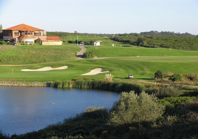 Clubs to hire - Belas Golf Club - Lisbon - Portugal