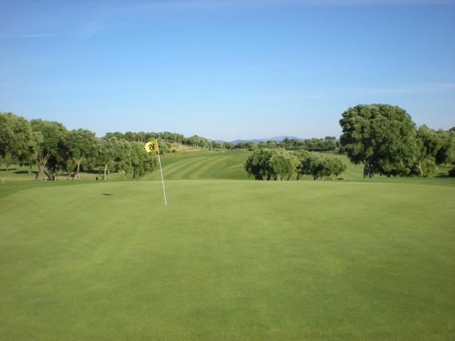 Benalup Golf & Country Club - Málaga - España - Alquiler de palos de golf