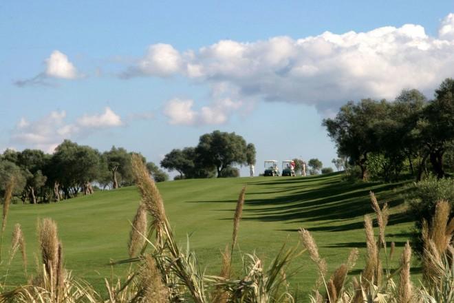 Benalup Golf & Country Club - Málaga - Spanien - Golfschlägerverleih