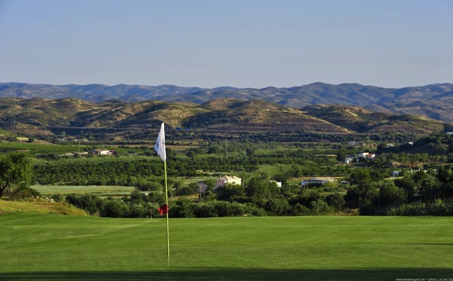 Benamor Golf Course - Faro - Portogallo - Mazze da golf da noleggiare