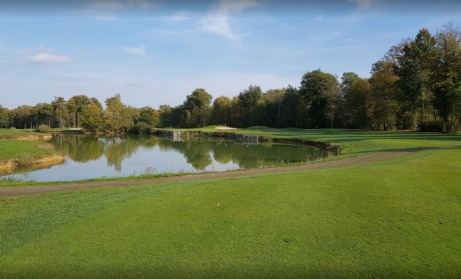 Bethemont Golf & Country Club - Parigi - Francia - Mazze da golf da noleggiare