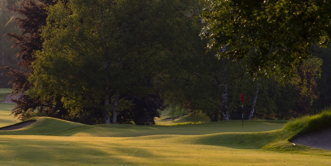 Golf de Saint Germain - Paris - Francia
