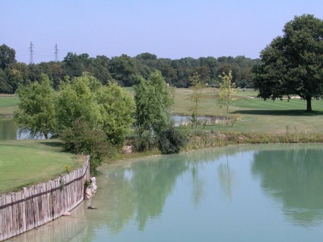 Golf d'Etiolles - Paris - Francia