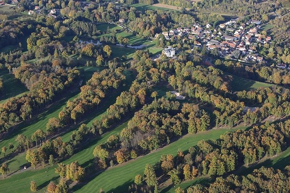 Golfschlägerverleih - Bethemont Golf & Country Club - Paris - Frankreich