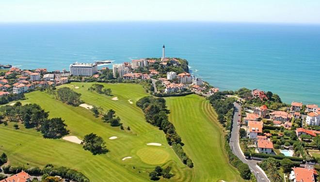 Biarritz Le Phare - Biarritz - Frankreich - Golfschlägerverleih