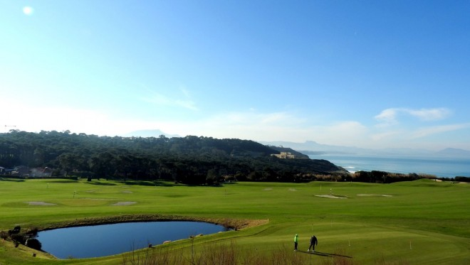 Golf Ilbaritz - Biarritz - Landes - France